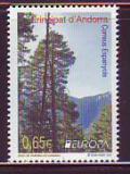 CEPT Andorra sp. 2011 **