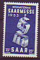 Saar Mi.-Nr. 341 **