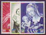Saar Mi.-Nr. 351/53 **
