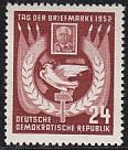 DDR Mi.-Nr. 319 **