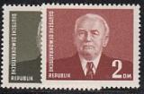 DDR Mi.-Nr. 342/43 **
