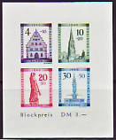 Baden Mi.-Nr. Block 1 B **