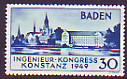 Baden Mi.-Nr. 46 I **