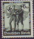 Deutsches Reich Mi.-Nr. 662 **