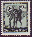 Deutsches Reich Mi.-Nr. 663 **