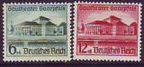 Deutsches Reich Mi.-Nr. 673/4 **