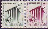 Deutsches Reich Mi.-Nr. 692/93 **