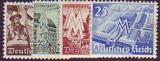 Deutsches Reich Mi.-Nr. 739/42 **