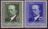 Deutsches Reich Mi.-Nr. 760/61 **