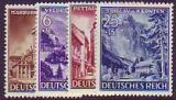 Deutsches Reich Mi.-Nr. 806/09 **