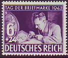 Deutsches Reich Mi.-Nr. 811 **