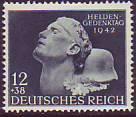 Deutsches Reich Mi.-Nr. 812 **