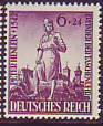 Deutsches Reich Mi.-Nr. 819 **