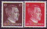 Deutsches Reich Mi.-Nr. 826/27 **