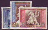 Deutsches Reich Mi.-Nr. 823/25 **