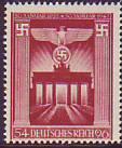 Deutsches Reich Mi.-Nr. 829 **
