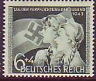 Deutsches Reich Mi.-Nr. 843 **