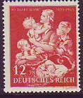 Deutsches Reich Mi.-Nr. 859 **