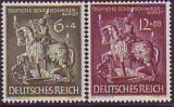 Deutsches Reich Mi.-Nr. 860/61 **