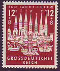 Deutsches Reich Mi.-Nr. 862 **