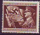 Deutsches Reich Mi.-Nr. 865 **