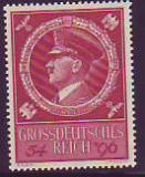 Deutsches Reich Mi.-Nr. 887 **
