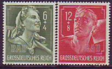 Deutsches Reich Mi.-Nr. 894/95 **