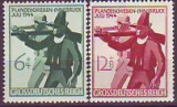 Deutsches Reich Mi.-Nr. 897/8 **