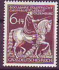 Deutsches Reich Mi.-Nr. 907 **