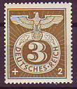 Deutsches Reich Mi.-Nr. 830 **
