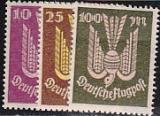 Deutsches Reich Mi.-Nr. 235/37 **