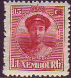 Luxemburg - Mi.-Nr. 121 **