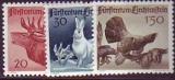 Liechtenstein-Mi.-Nr. 249/51 **