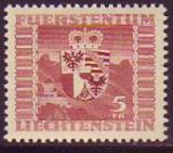 Liechtenstein-Mi.-Nr. 252 **