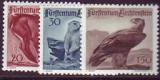 Liechtenstein-Mi.-Nr. 253/55 **