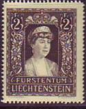 Liechtenstein-Mi.-Nr. 256 **