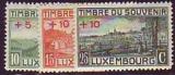 Luxemburg - Mi.-Nr. 137/39 **