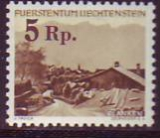 Liechtenstein-Mi.-Nr. 267 **