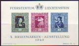 Liechtenstein-Mi.-Nr. Block 5 **