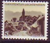 Liechtenstein-Mi.-Nr. 284 **