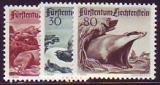Liechtenstein-Mi.-Nr. 285/87 **