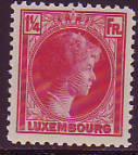 Luxemburg - Mi.-Nr. 257 **