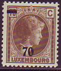 Luxemburg Mi.-Nr. 265 **