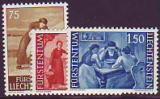Liechtenstein-Mi.-Nr. 395/7 **