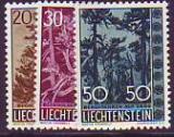 Liechtenstein-Mi.-Nr. 399/401 **