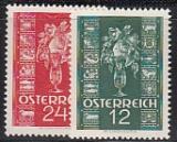 Österreich Mi.-Nr. 658/9 **