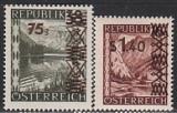 Österreich Mi.-Nr. 835/36 **