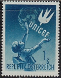 Österreich - Mi.-Nr. 933 **