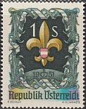 Österreich Mi.-Nr. 966 **