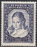 Österreich Mi.-Nr. 976 **